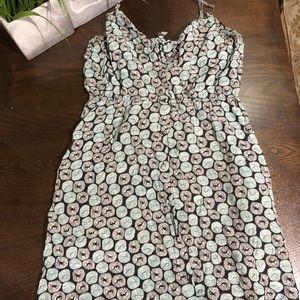 Button down dress!